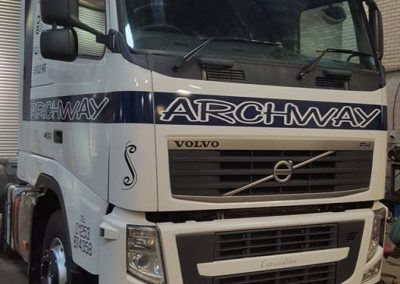 Archway Truck